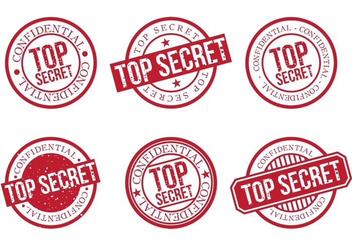 Top Secret Stamp 2