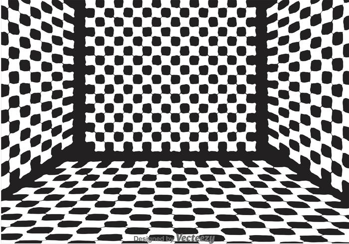 Vector Checker Board Zimmer