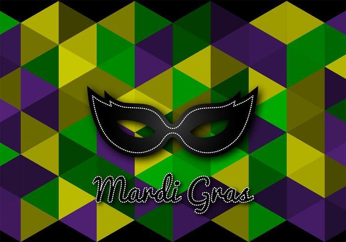 Free Mardi Gras Vector