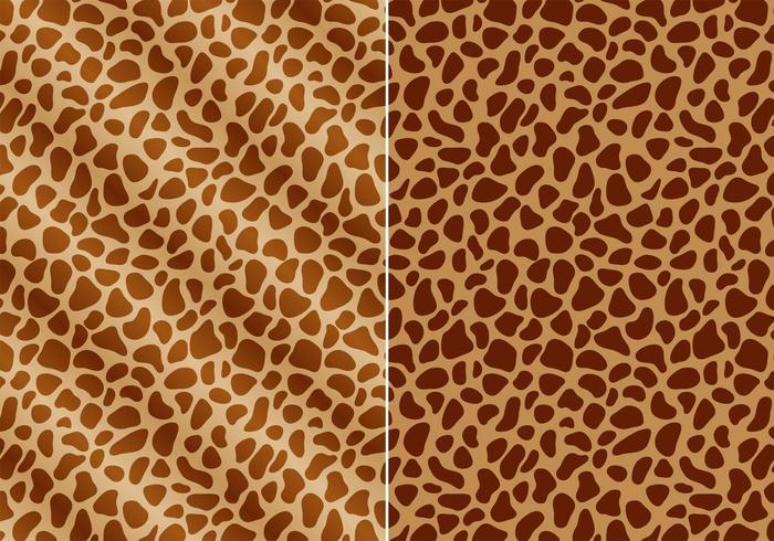 Kostenlose Giraffe druckt Vektor