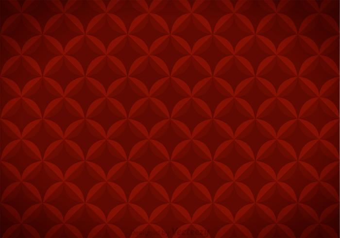 Maroon Lattice Background Vector