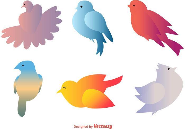 Elegant Doves