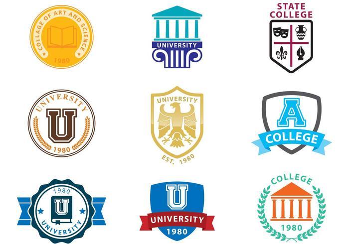 University Logo Vectors