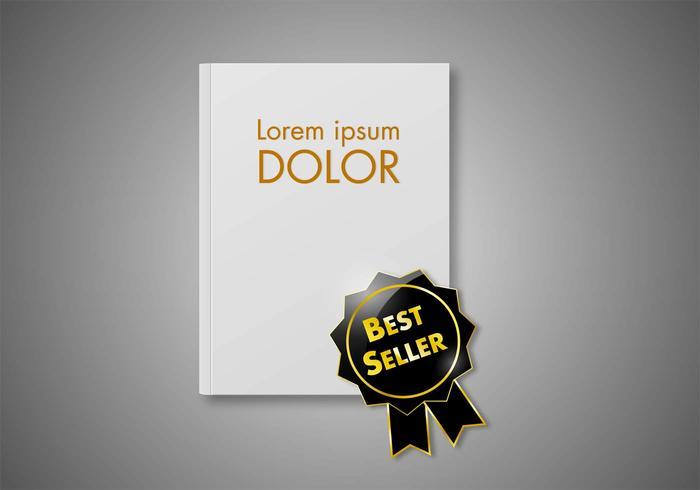 Free Best Seller Book Vector