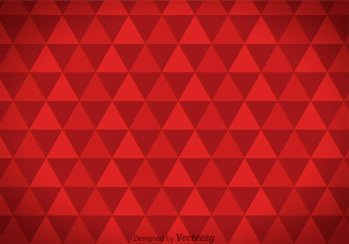 Fundo Triangle Maroon