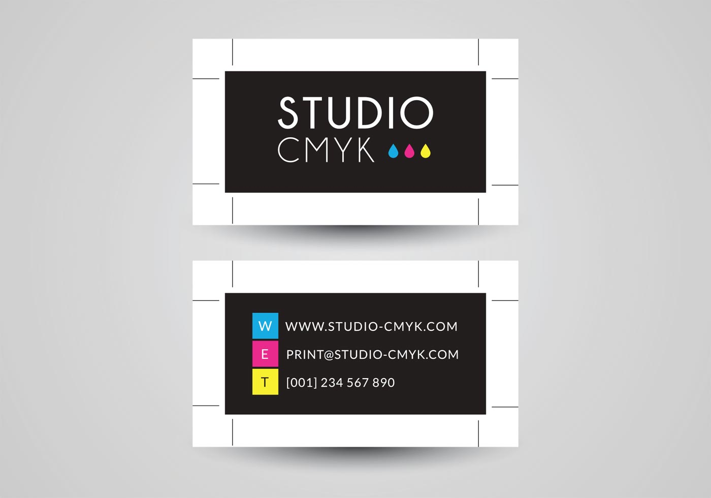 Free business card vector design for printery download free vector free business card vector design for printery download free vector art stock graphics images reheart Choice Image