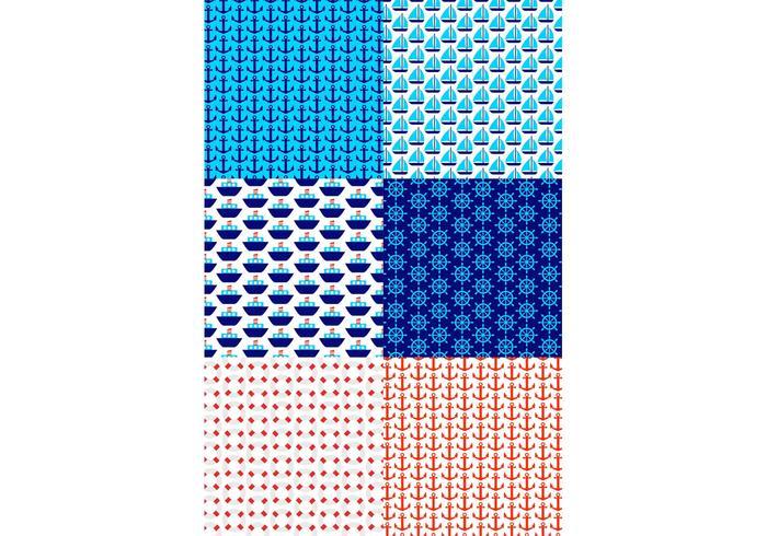 Sailor Pattern Set