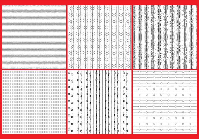 Straight Line Intro The Art Of Closing : Black and white line patterns download free vector art