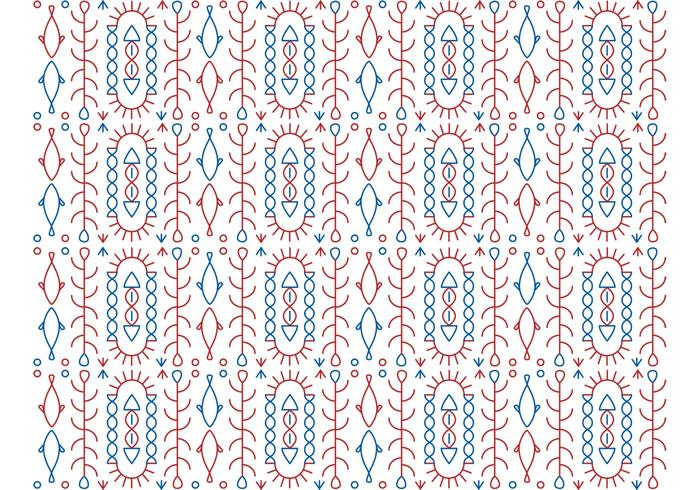 Abstract Pattern Background Vector