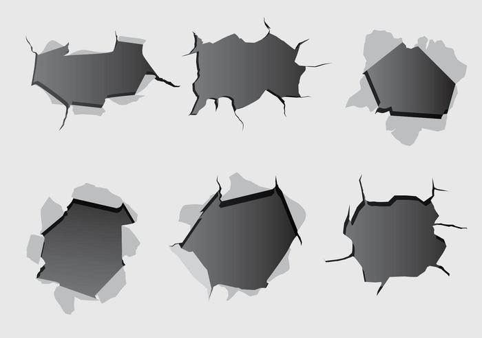 Carta per fori di proiettile