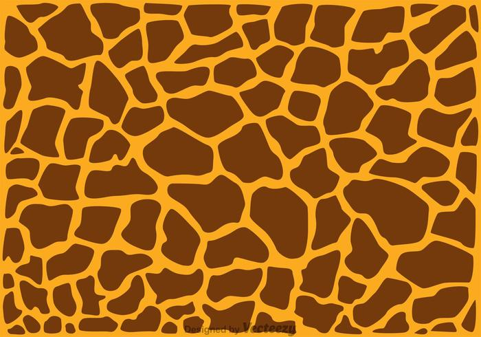 Giraffe Print Background - Download Free Vector Art, Stock ...