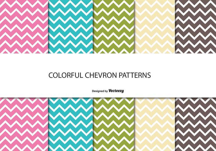 Chevron Pattern Set