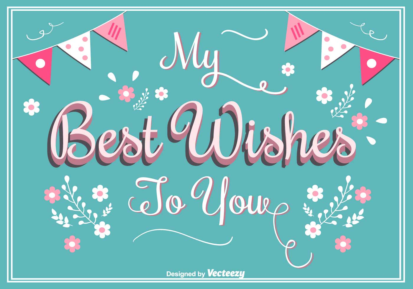 Best Wishes Card Free Vector Art 23240 Free Downloads