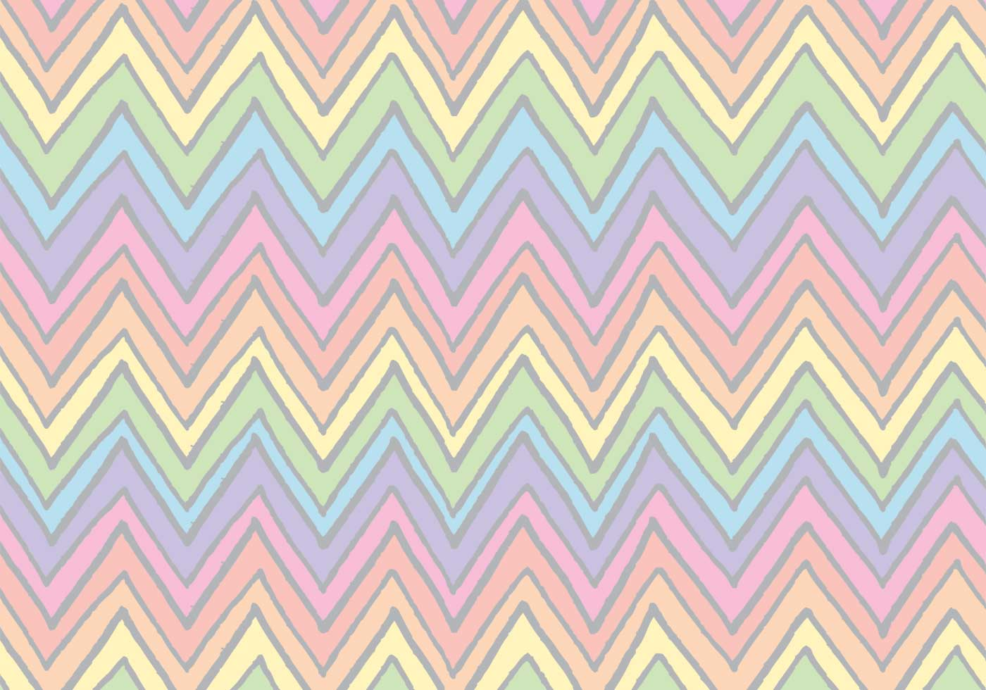 rainbow chevron background - photo #15