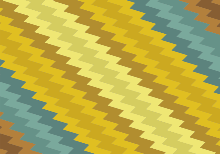 Zig Zag Background Free Vector