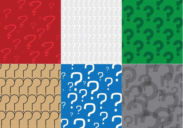 Question Mark Background Pack