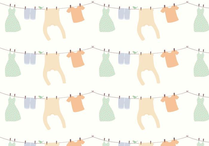 clothes pattern backgr...
