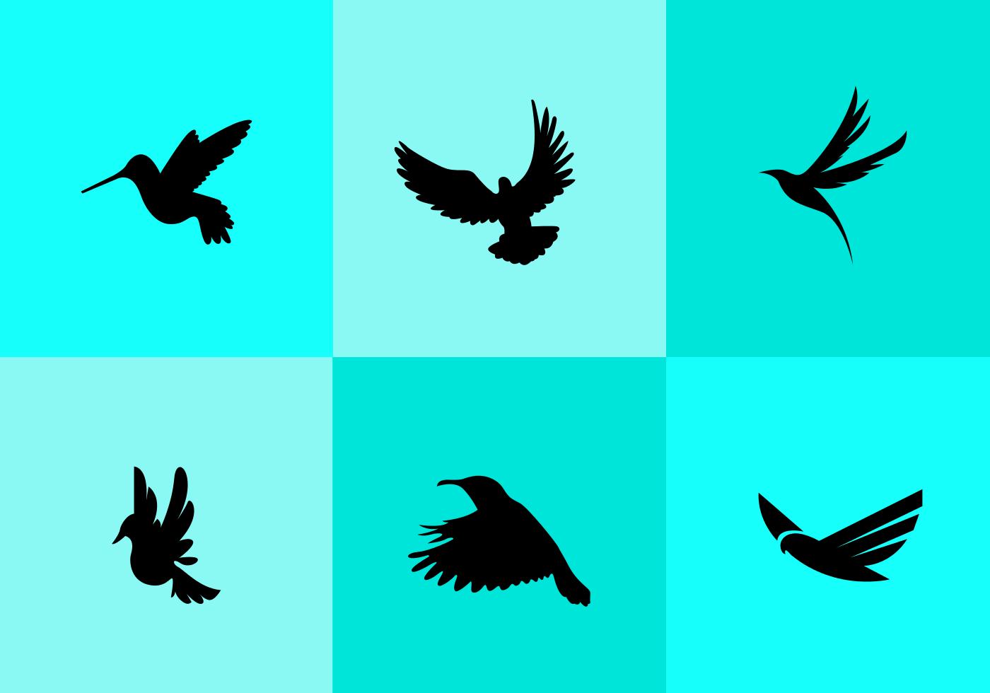 Bird Free Vector Art - (18598 Free Downloads) - photo#12