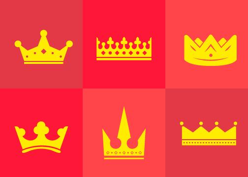 Crown Logo Vectors Download Free Vector Art Stock