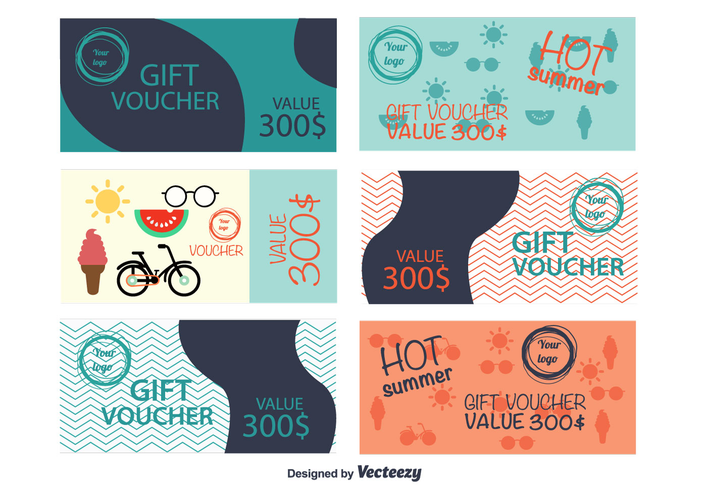 Summer gift vouchers download free vector art stock graphics summer gift vouchers download free vector art stock graphics images negle Image collections