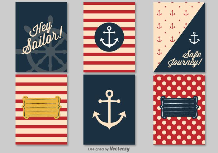 Summer Sailing Invite Template