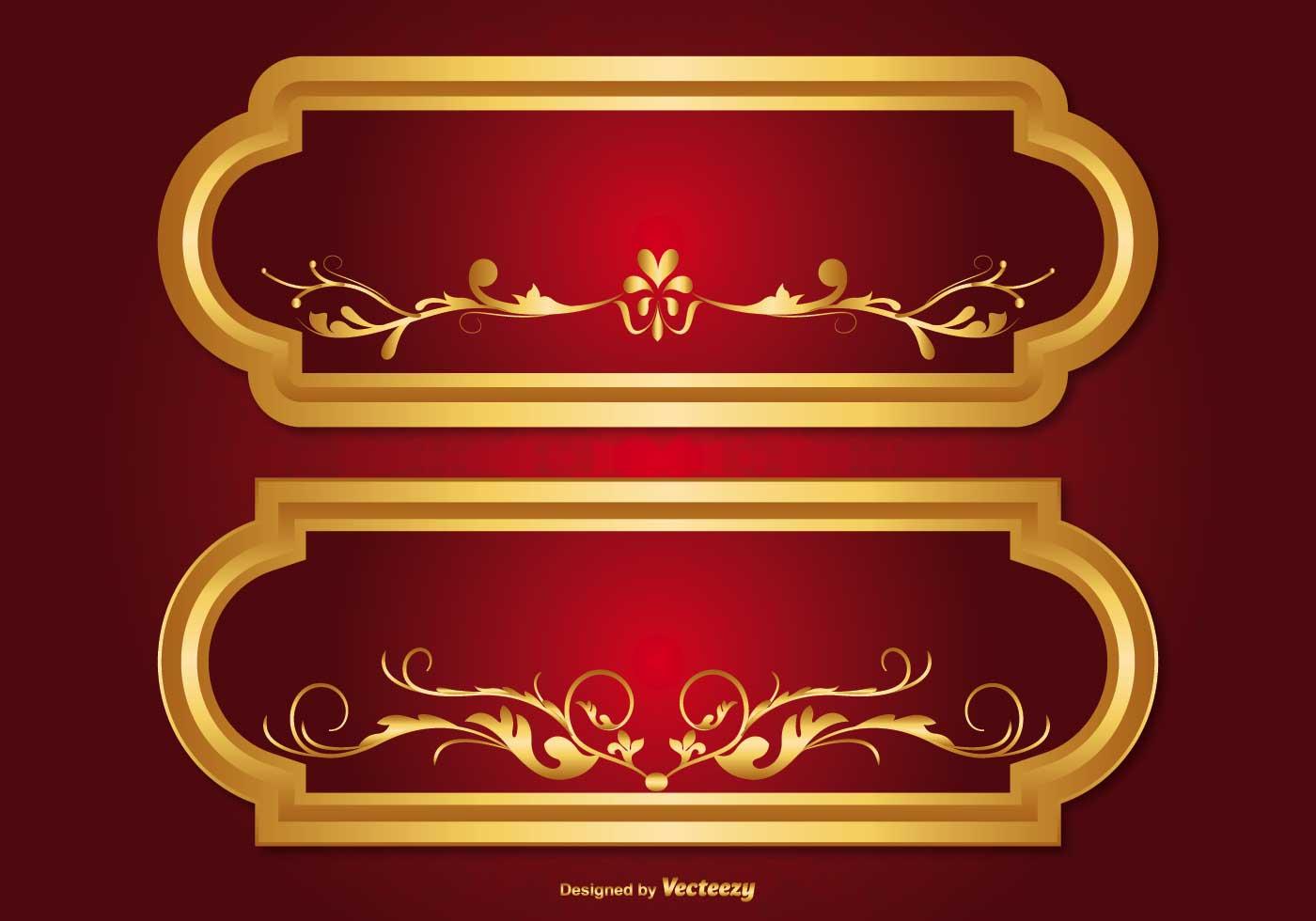 gold label set download free vector art stock graphics