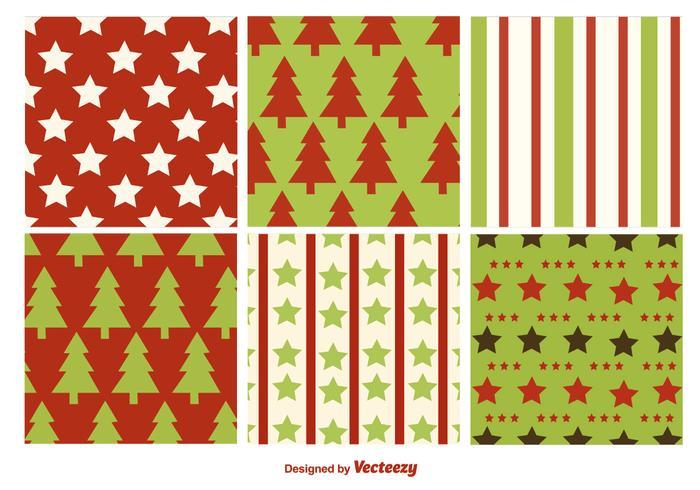 Christmas Flat Textures