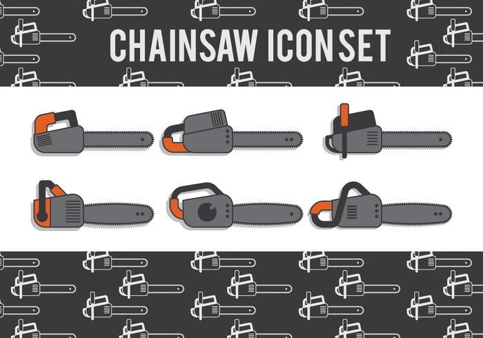 Chainsaw Vectors