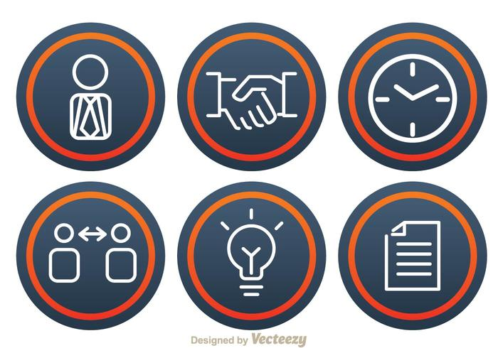office bussiness icons download free vector art stock graphics
