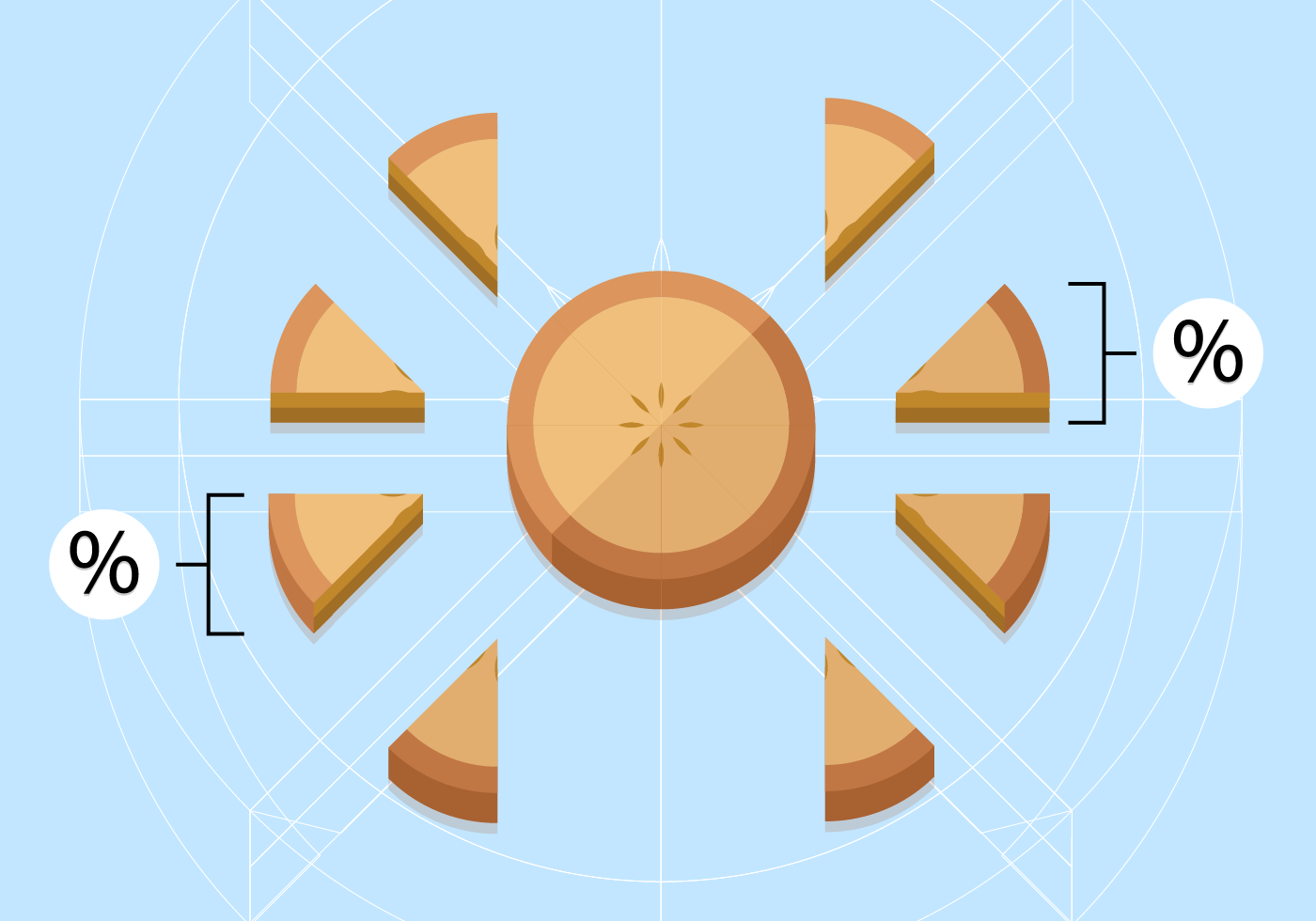 Apple pie pieces chart vector download free vector art stock apple pie pieces chart vector download free vector art stock graphics images nvjuhfo Images
