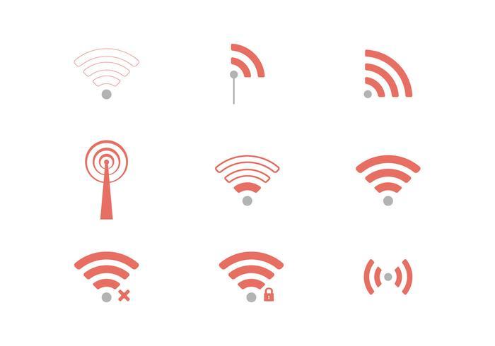 Wifi Symbol Vectors