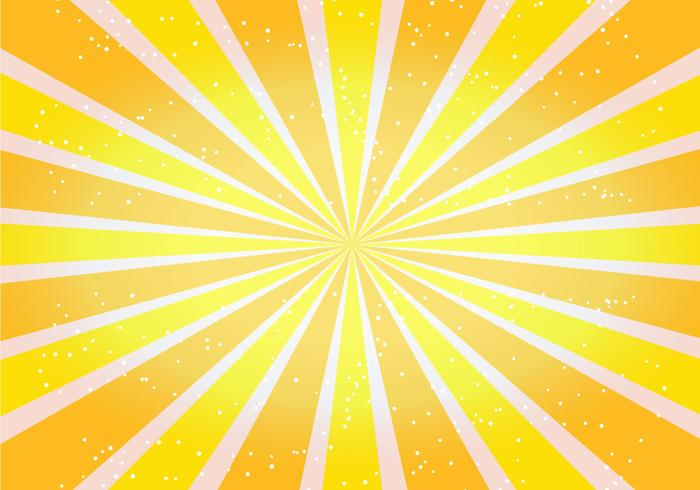 Free Yellow Sunrises Vector
