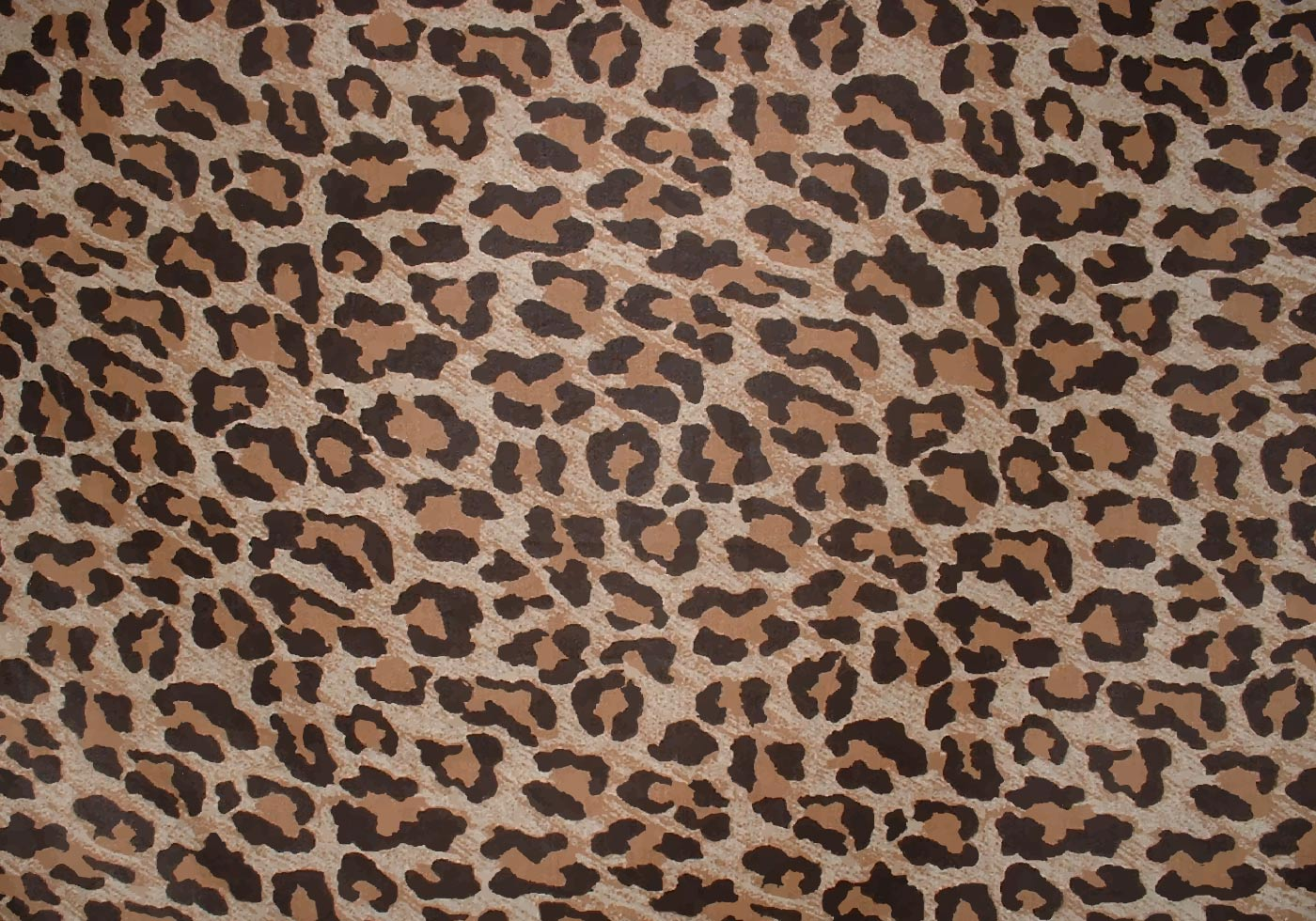 Download Free Leopard Print Background Vector - Download Free ...