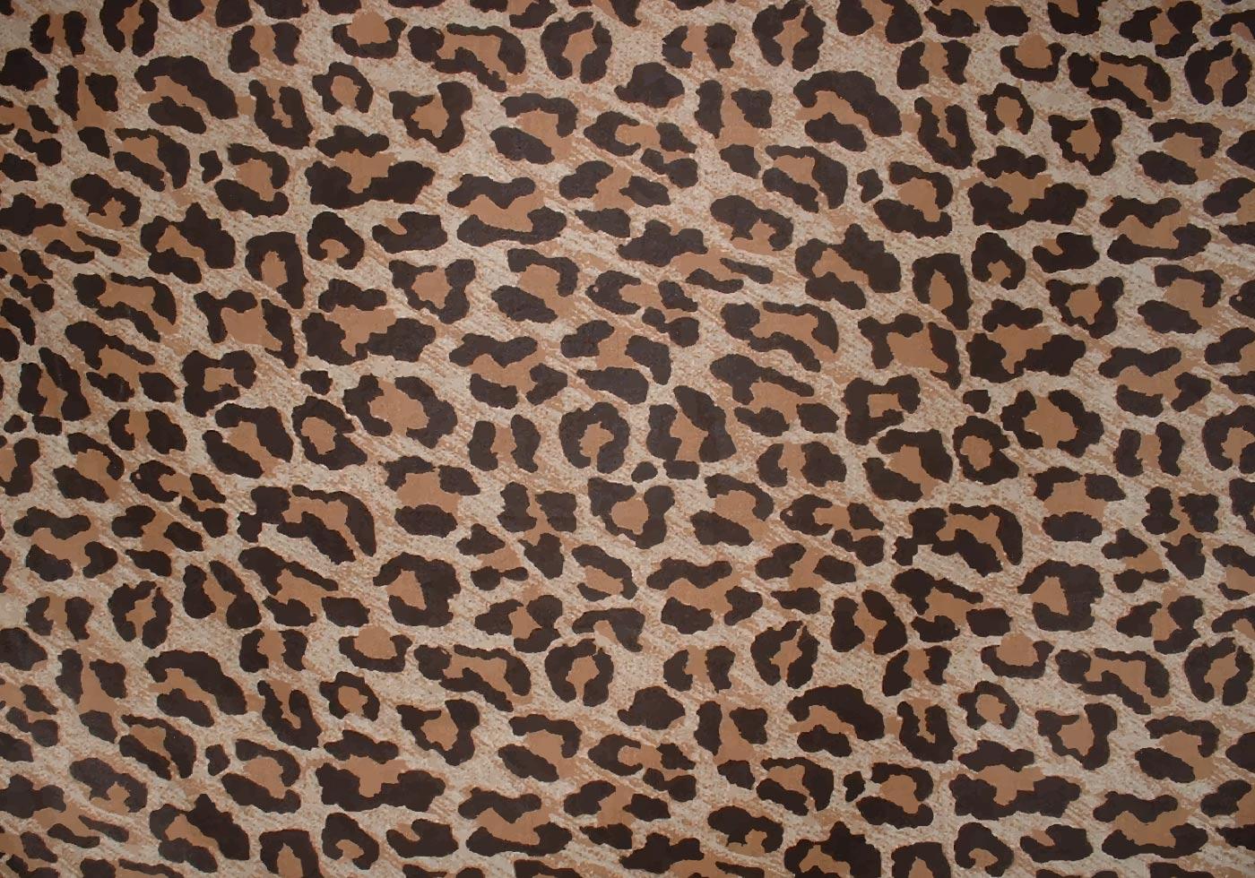 Green leopard print vector - photo#13