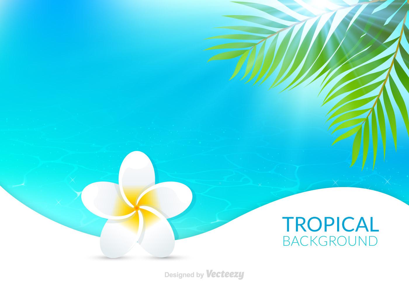 hawaiian background vector download free vector art