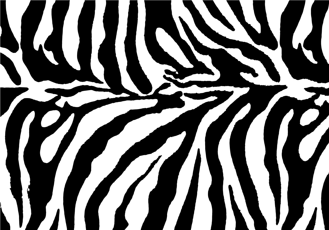 Free zebra print background vector download free vector for Stuhl zebra design