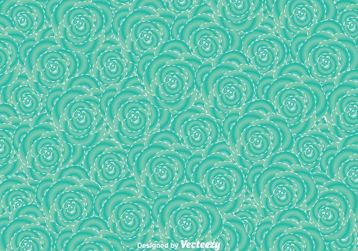 Fond d'arrière-plan Turquoise Roses