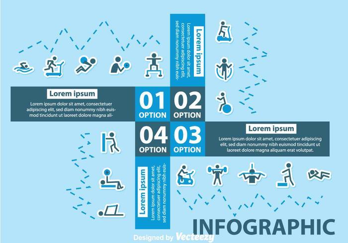 Werk uit infografie