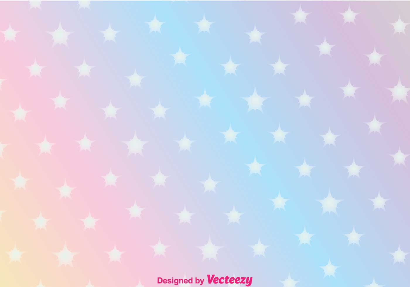 Star Soft Background Vector