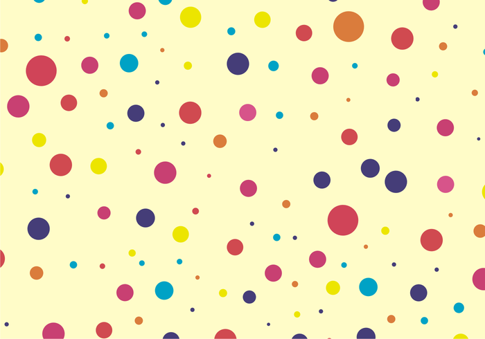 colorful dots patterns vector - photo #15