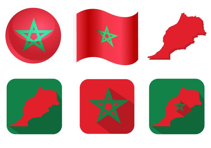 morocco flag vectors download free vector art stock graphics images rh vecteezy com flag vector graphics flag vector free
