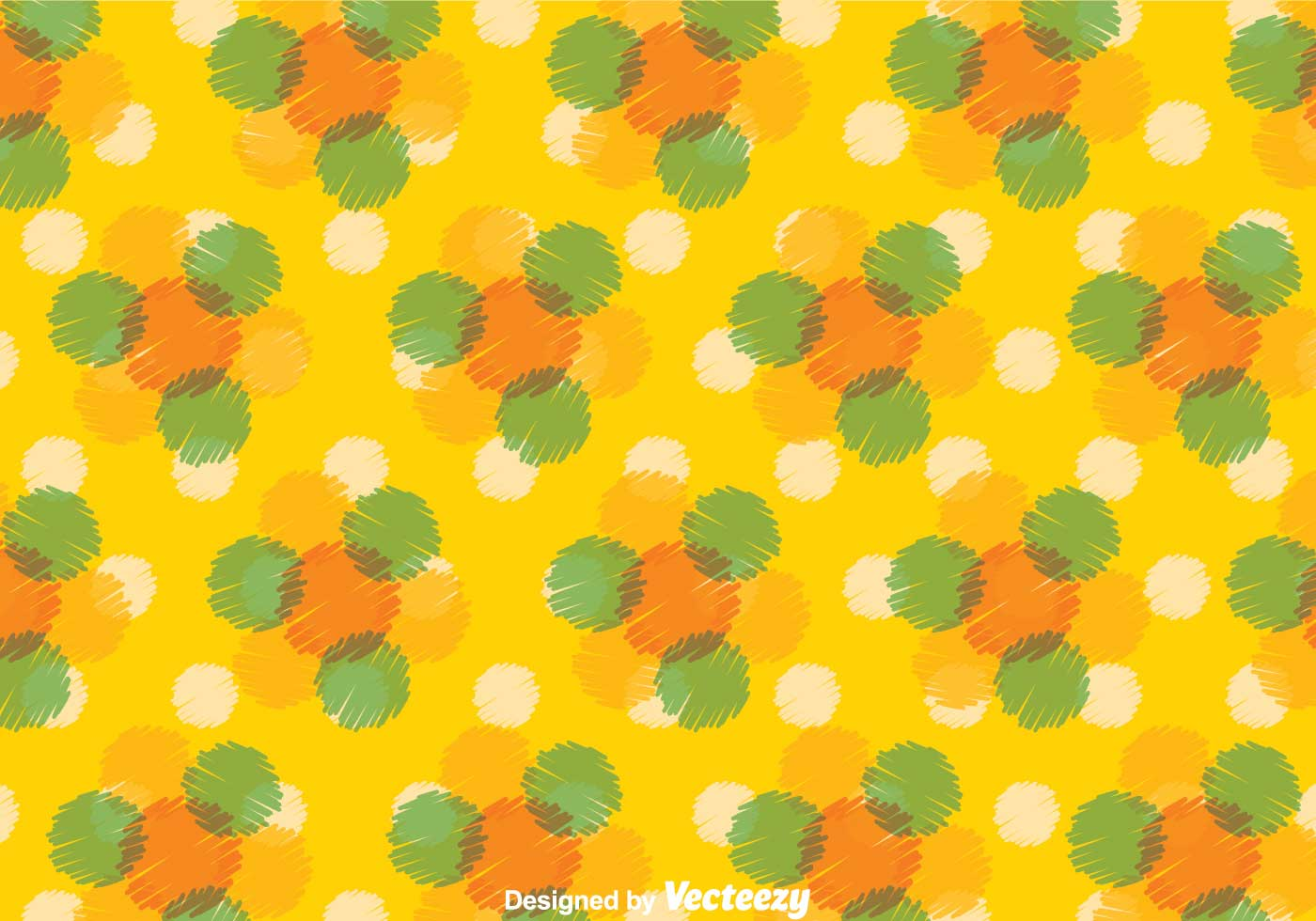 Yellow Floral Wallpaper Backgrounds