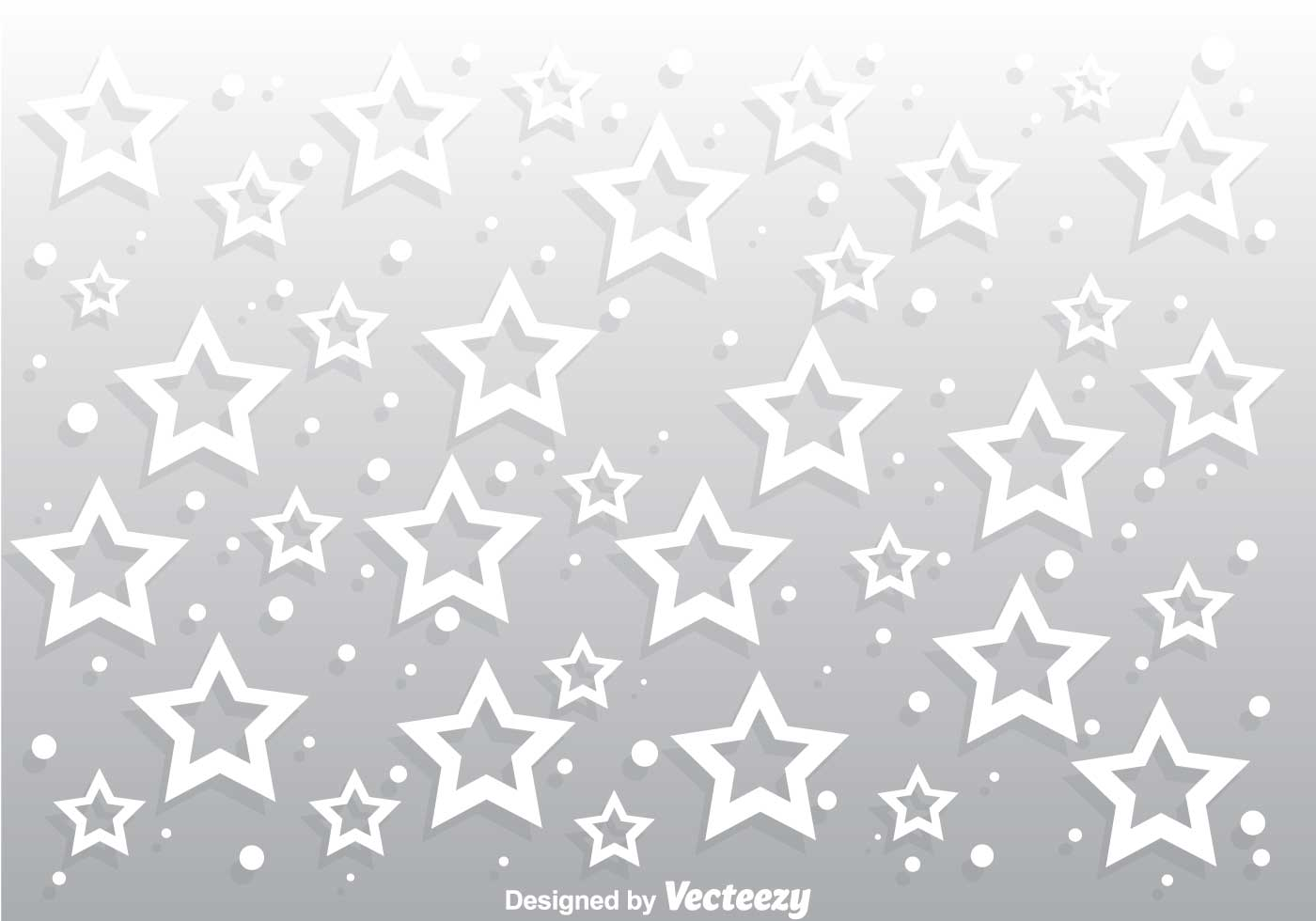 star gray background vector download free vector art