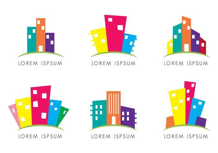 Hotel Logo Vektoren