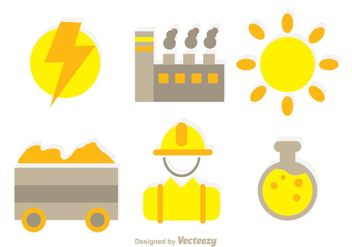 Factory Element Icons