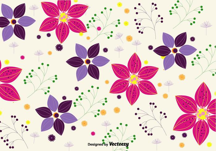 Spring Flower Background Download Free Vector Art Stock