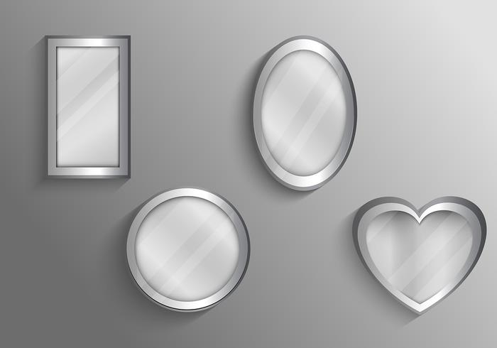 Mirrors Set Vectors