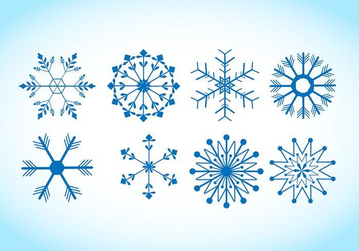 Snowflake Vectors