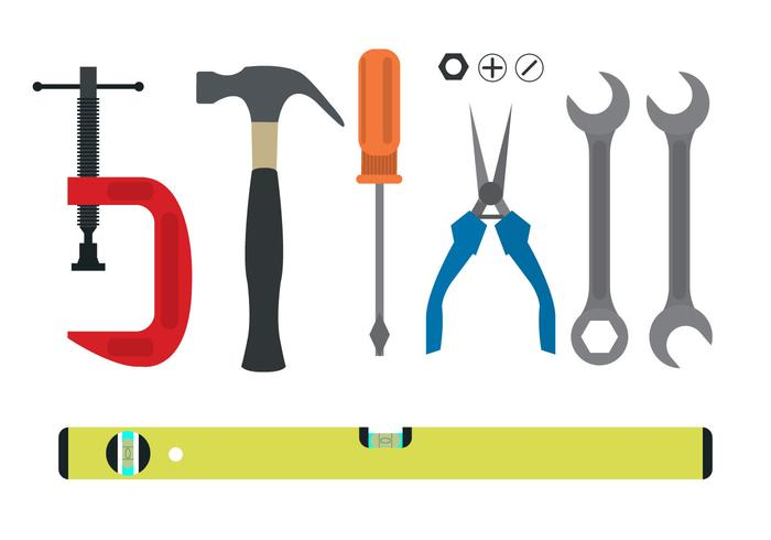 Tool Collection vector