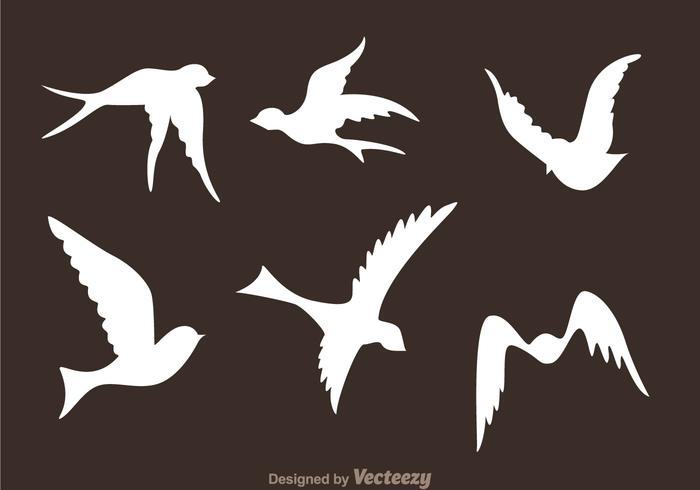 how to draw birds flying away
